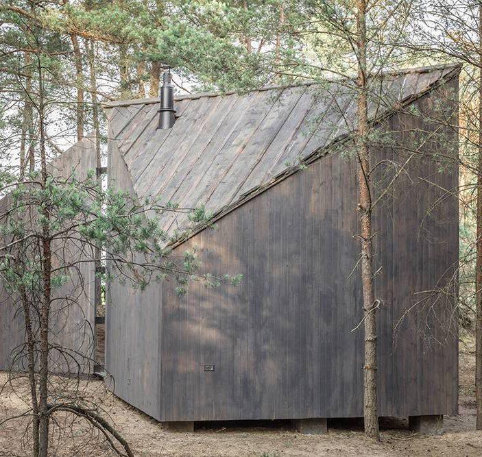 Bookworm Cabin 5