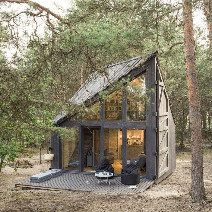 Bookworm Cabin 6